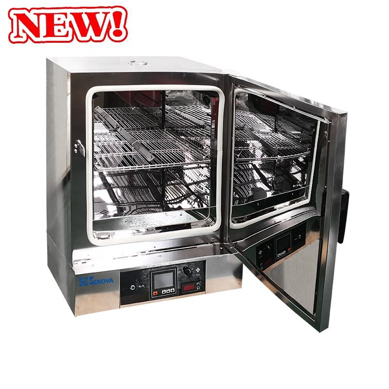 Fully Stainless Steel Forced Convection Hot Air Circulation Lab Drying Oven with USB Printer