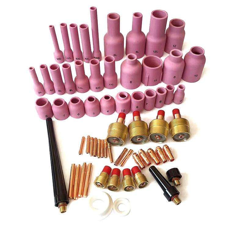 WP 9 20 25 Series TIG Welding Torch Consumables Accessories 10PK