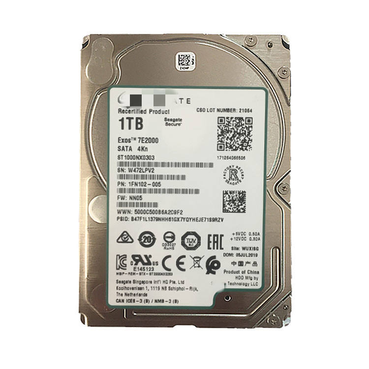 D3-2S12fx-200 <span class=keywords><strong>Seagate</strong></span> Ssd Flash Server 200Gb 25*2.5