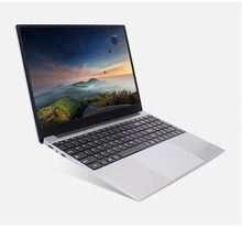 15.6 Inch Thin Laptop Intel Core i7 With Backlit Keyboard Game Computer For Student
