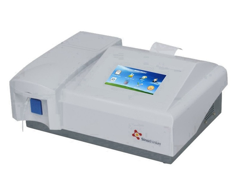 Clinical semi auto biochemistry analyzer with good price