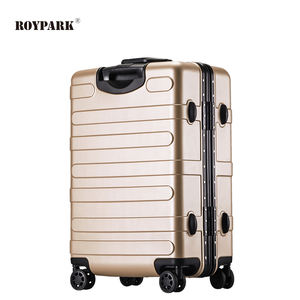 Retro classic style luggage bags for women carry on kids luggage sets travveling cheap suitcase set