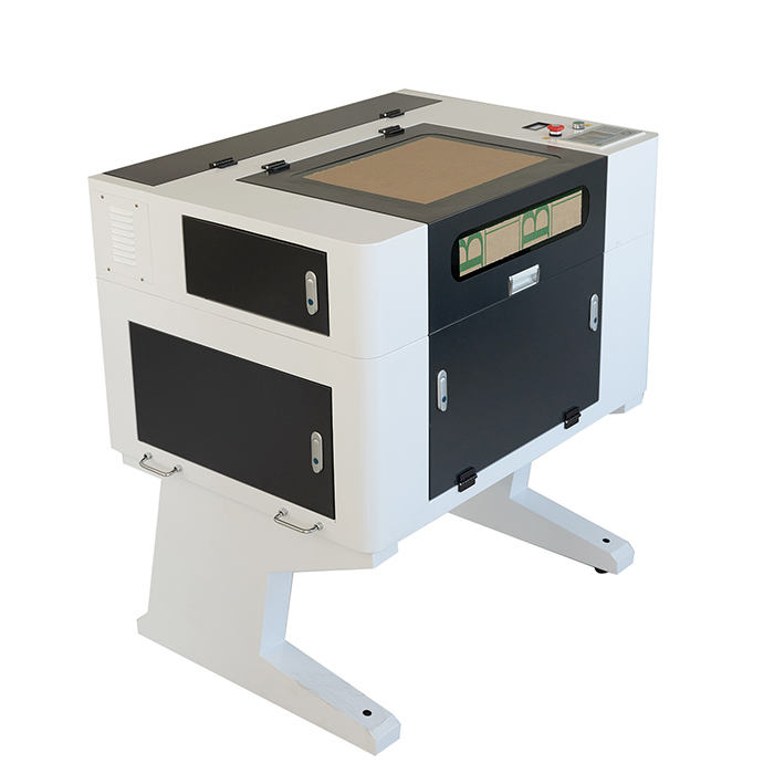 4060 CO2 60W 80W 90W laser engraving cutting machine for wood/EVA/acrylic plastic