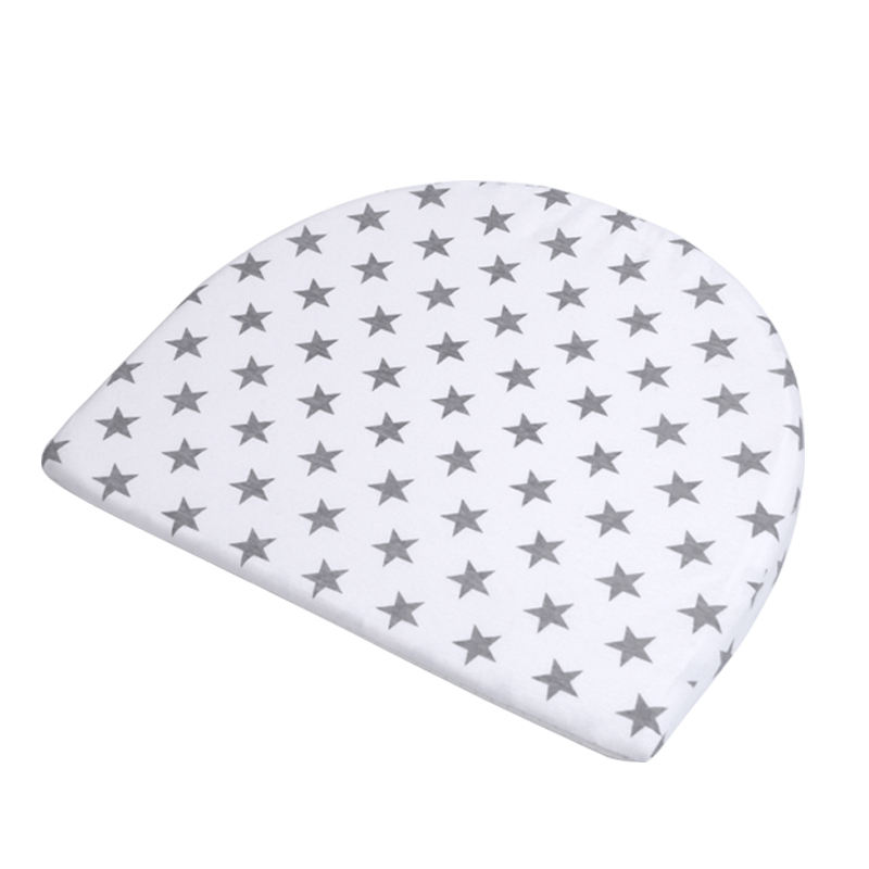 Baby Anti-spitting Milk Pillow Waterproof Cover Protector Memory Foam baby sleep pillow