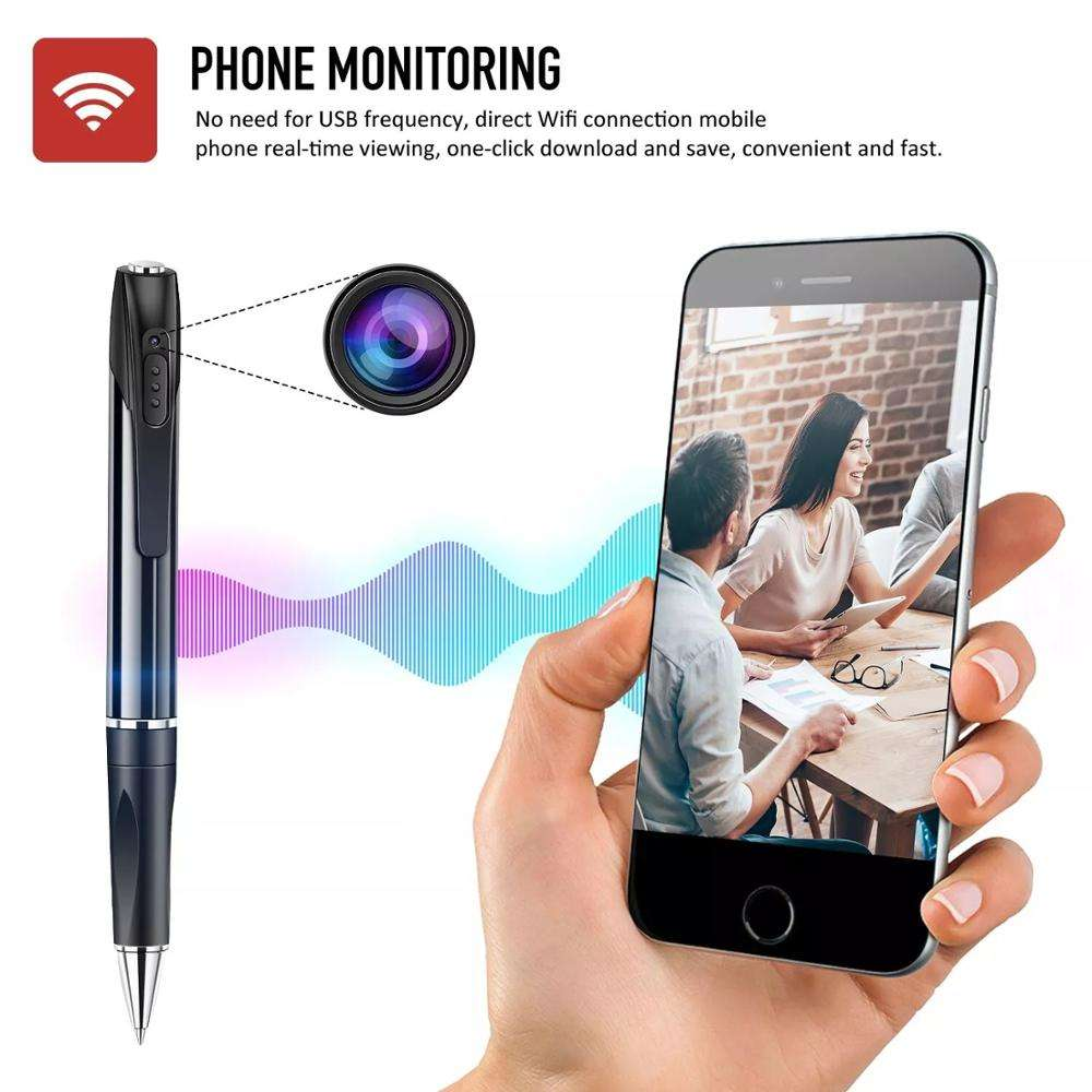2020 hot sales pen spy mini smart 1080p mini spy cameras pen small hidden cameras