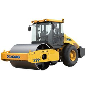 China XCMG vibrate compactor road roller XS123 for sale