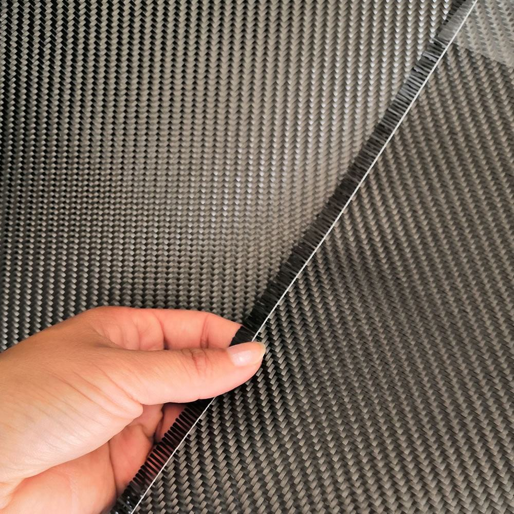 10m/lot 1m width 3K 240g Twill Carbon fiber fabric/cloth