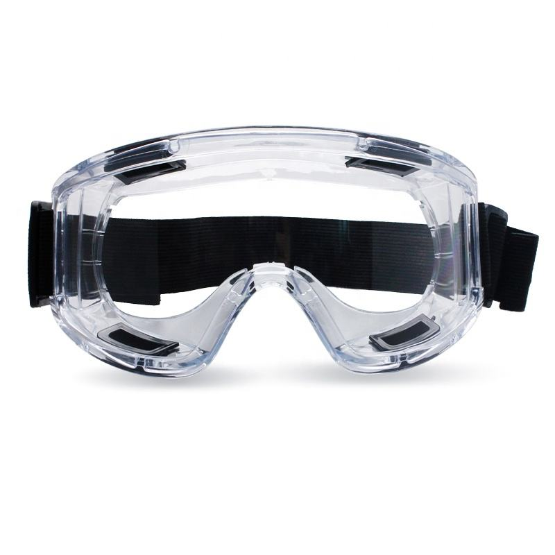 Anti Saliva Fog Safety Glasses Goggles Clear Eye Protective Goggles for Medical Use