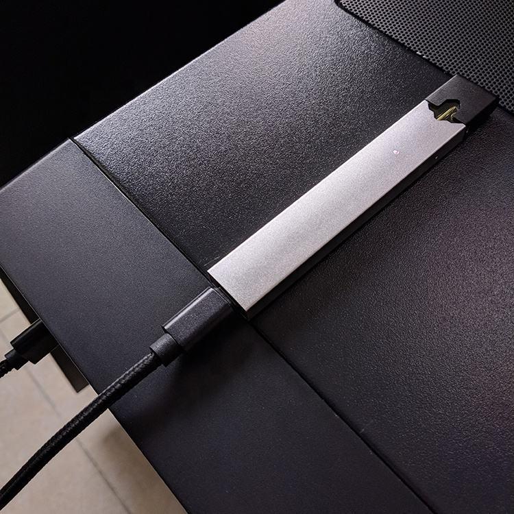 Venta al por mayor pluma Vape <span class=keywords><strong>Kit</strong></span> de arranque Sistema de vaina de batería recargable
