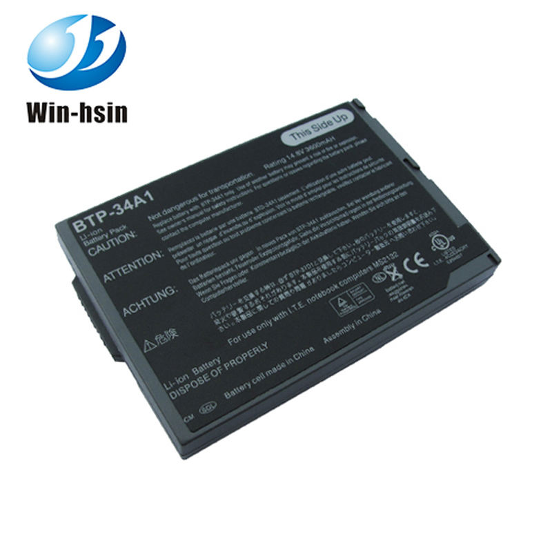 Replacement battery 34a1 for Acer TravelMate 520 laptop battery orginal