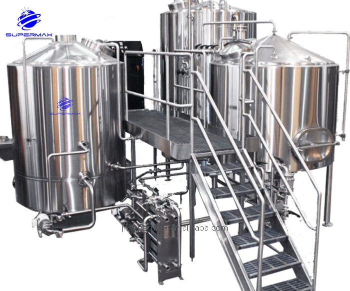 50L 100L Micro Home Beer Brewery plant