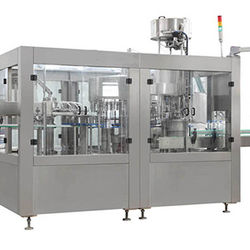 7000PBH aerated beverage filling machine