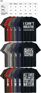 Best Sellers Wholesale Price Personalized Customization Logo Black Lives Matter T Shirt With Men Women Kids Sizes