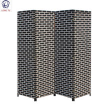 New style and handcraft folding divider screen decorative room separators