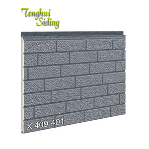 Building Materials Pu Insulated Sandwich Panel Price