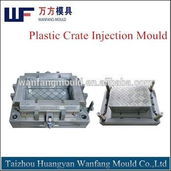 Chinese various shapes simple and fast plastic injection electric meter box mould