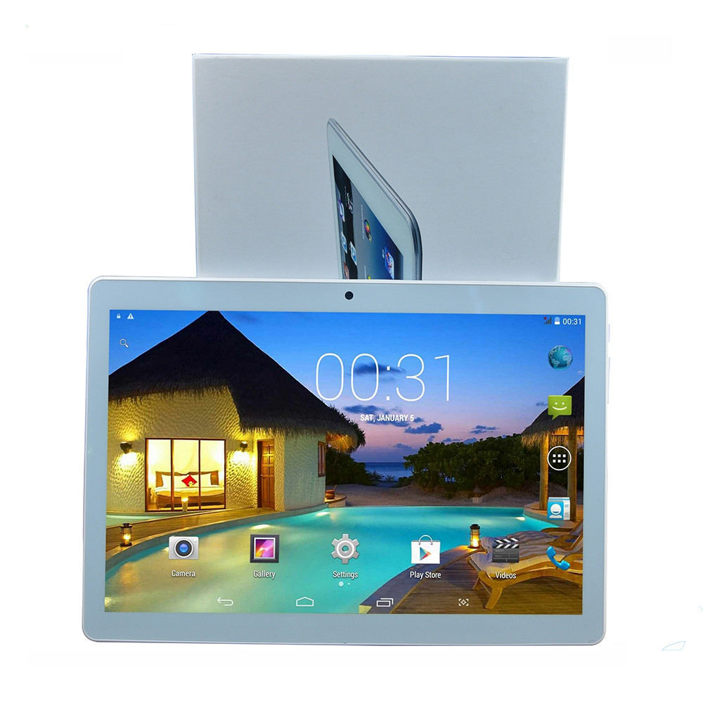 10.1 inch 게이밍 Tablet PC Quad Core 10 Inch HD WIFI Dual Sim 3G 패 블릿과