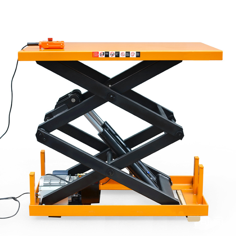 China exported hydraulic scissor lift platform,lift table,electric lift