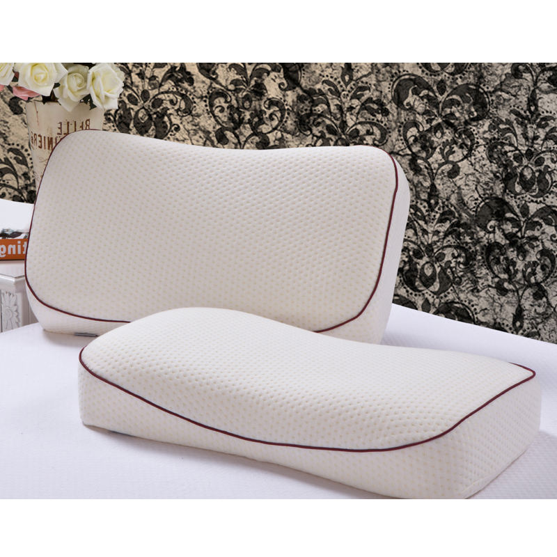 Pillow Memory Foam Prevent Flat Head adult neck Memory Foam bolster Pillow