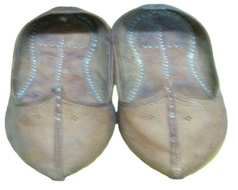 Shoes Khussa Juti Jutti Mojari Punjabi Indian Ethnic Women Leather Sandal Ladies Sleeper