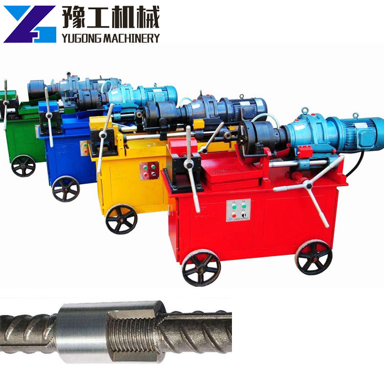 Roller type threading rolling machine rollers and chaser thread rolling machine rolling and thread machine