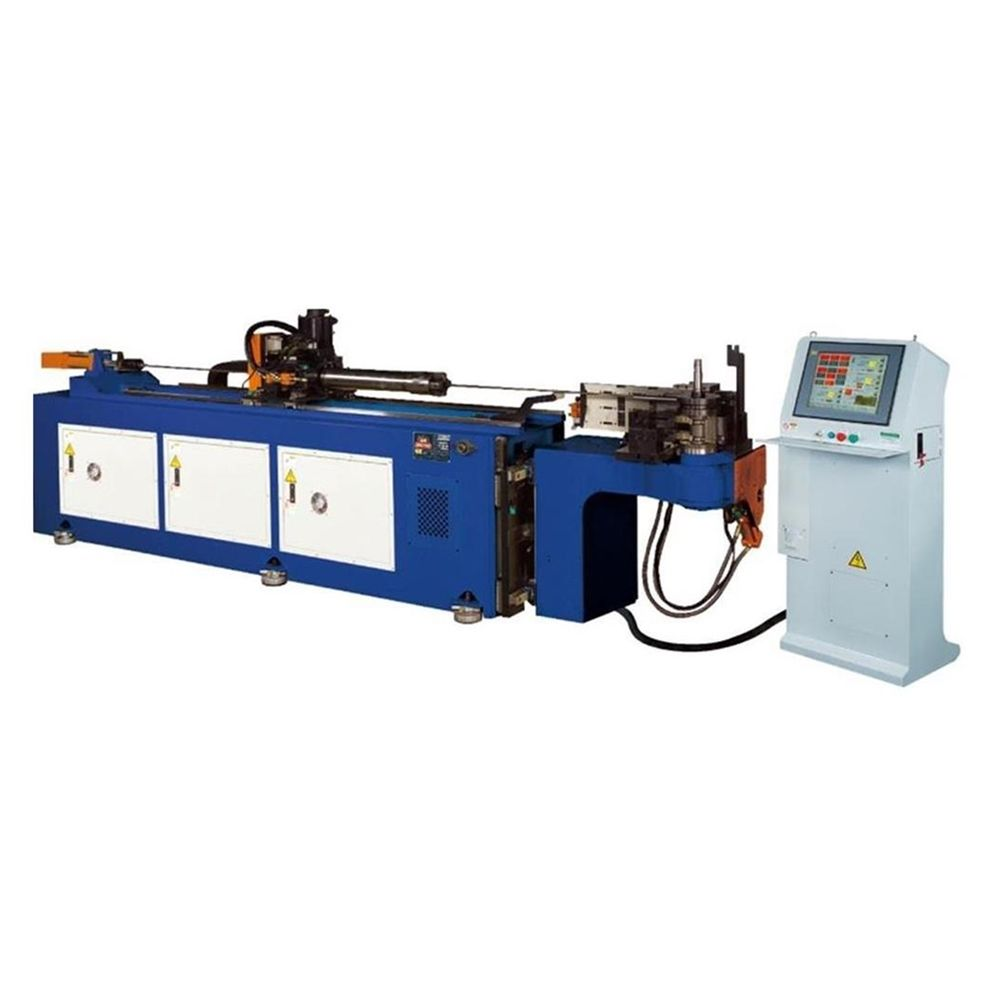 Single Head Hydraulic Mandrel Pipe Bending Machine Up To 89mm Tube