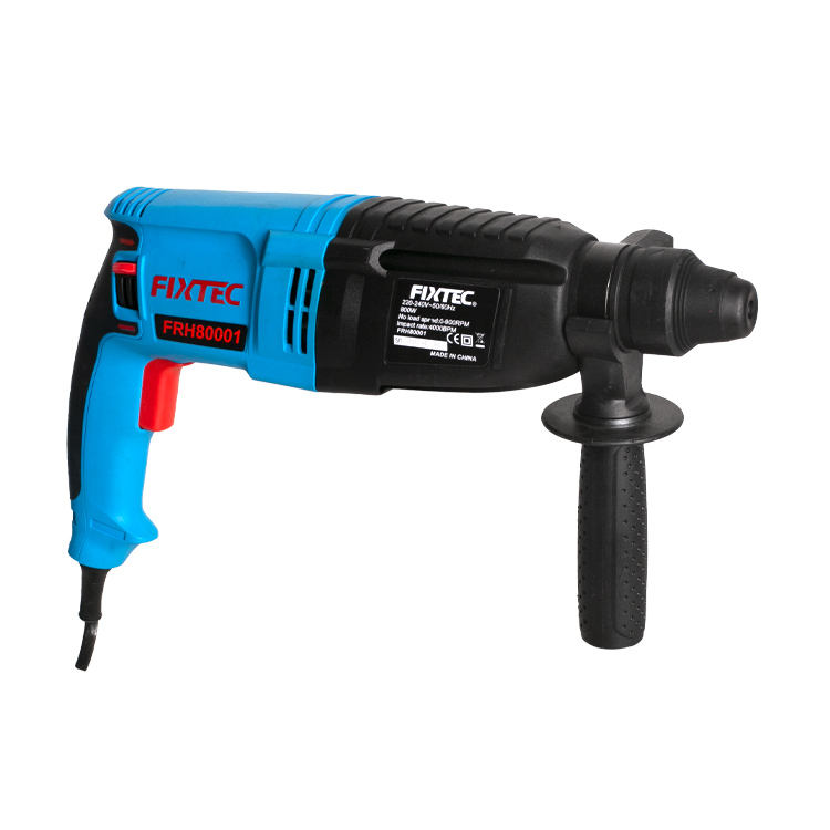 FIXTEC Power Tools 800W Electric Rotary Hammer Drill For Sale