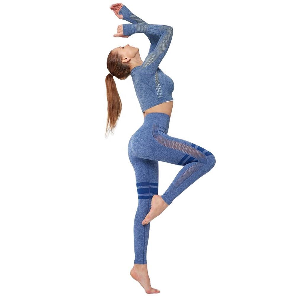 Push up high waisted seamless fitness legging leggings yoga seamless for women