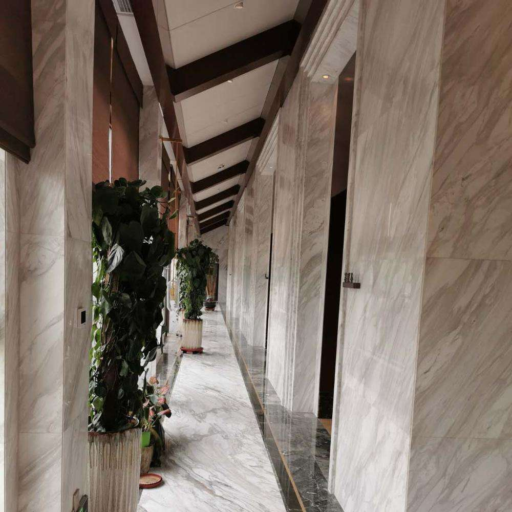 Type White Marble Chips, Sale White Marble With Veins-