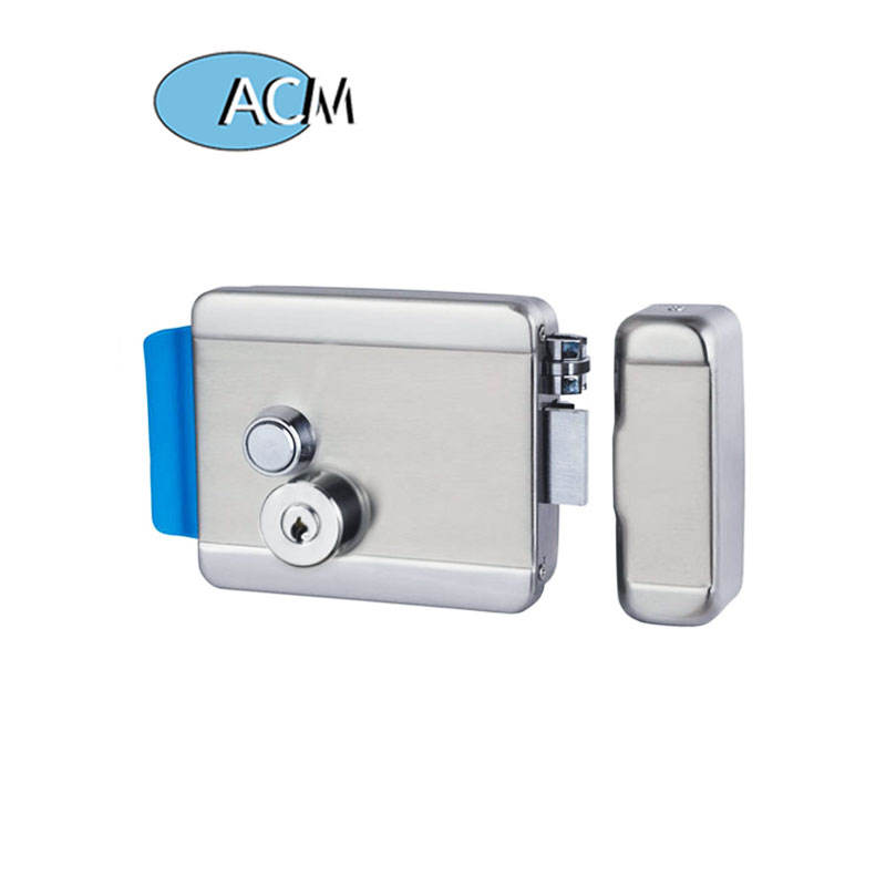High Security Stainless Steel Rim Cylinder Locks Electronic Door Lock