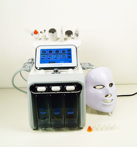 Au-S517 7 in 1 Multifunctional HidraFacial Machine /Water Microdermabrasion Machine/Skin Care Spa Equipment