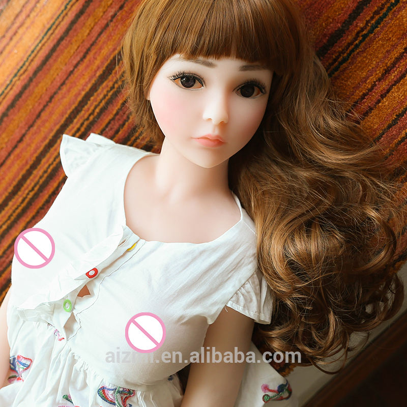 Free Shipping Cheap Silicone Sex Doll 100cm Tpe Metal Silicone Sex Doll Adult Toy