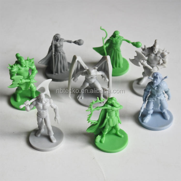 PVC Board Game Miniature Role Figure Toy