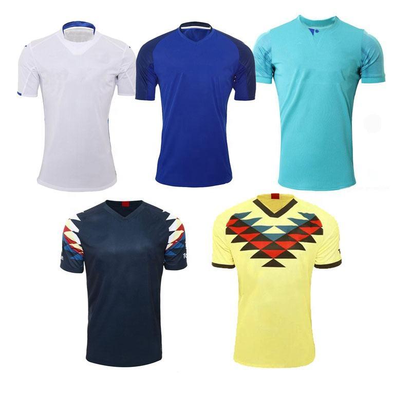 camisetas de fútbol 2019
