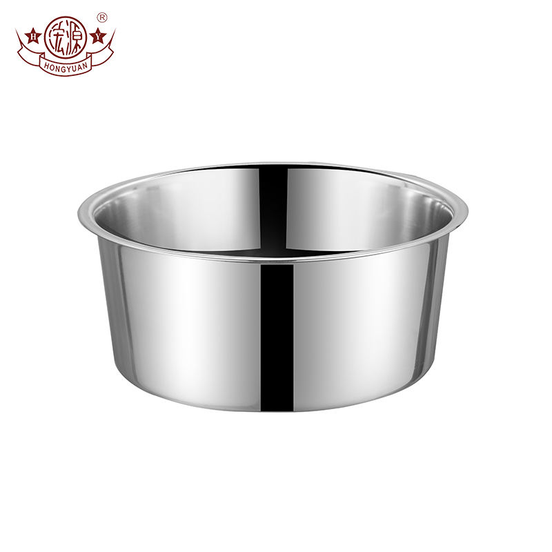 Cheap price cooking appliance parts stainless steel inner pot for rice cooker