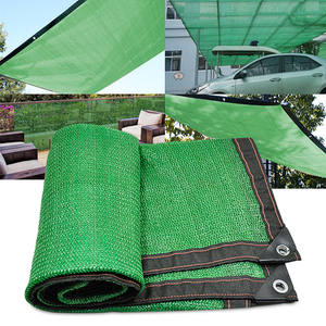 100% nuovo materiale HDPE agricola sole verde ombra net