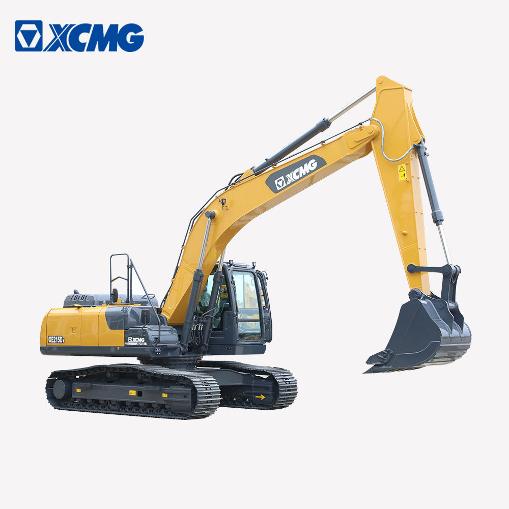 XCMG crawler excavator XE215D 21 ton China new rc hydraulic excavator machine price for sale