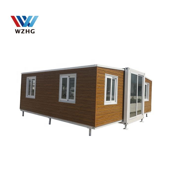 40 ft quick install cabin house container homes expandable container house