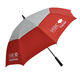 30 Inch Oversize Air Vented High Wind Golf Umbrella With Logo Printing