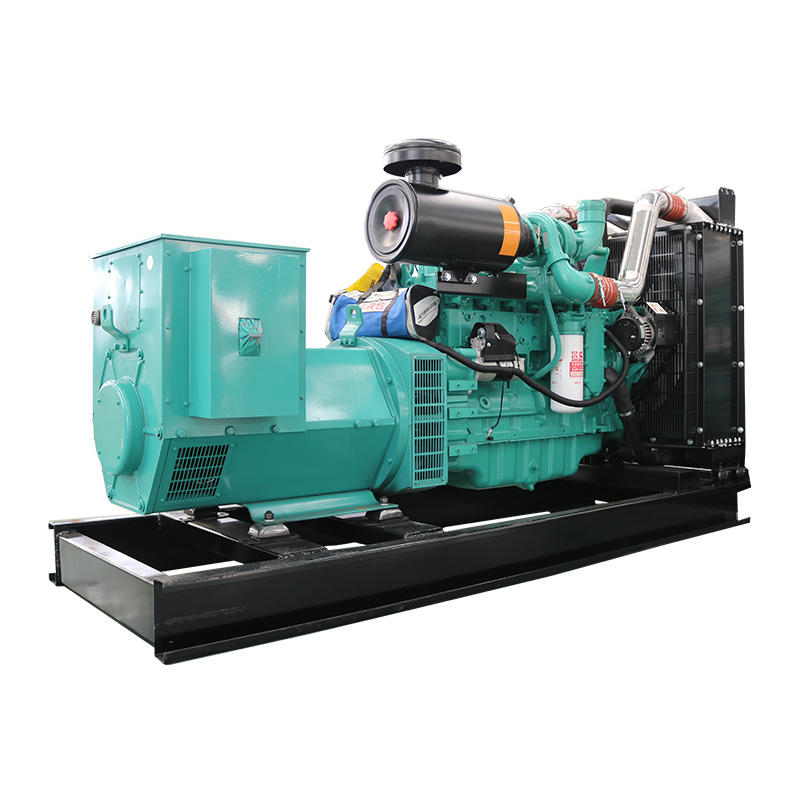 generator 200kva powered with 6126 6CTAA8.3-G2 diesel engine genset Emergency electric power Auto Control machine