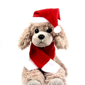 Pets Accessories Pet Scarf And Hat Christmas Dog Clothes Dog Christmas Stocking