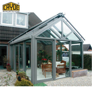 used sunroom Aluminium Frame free standing sunroom