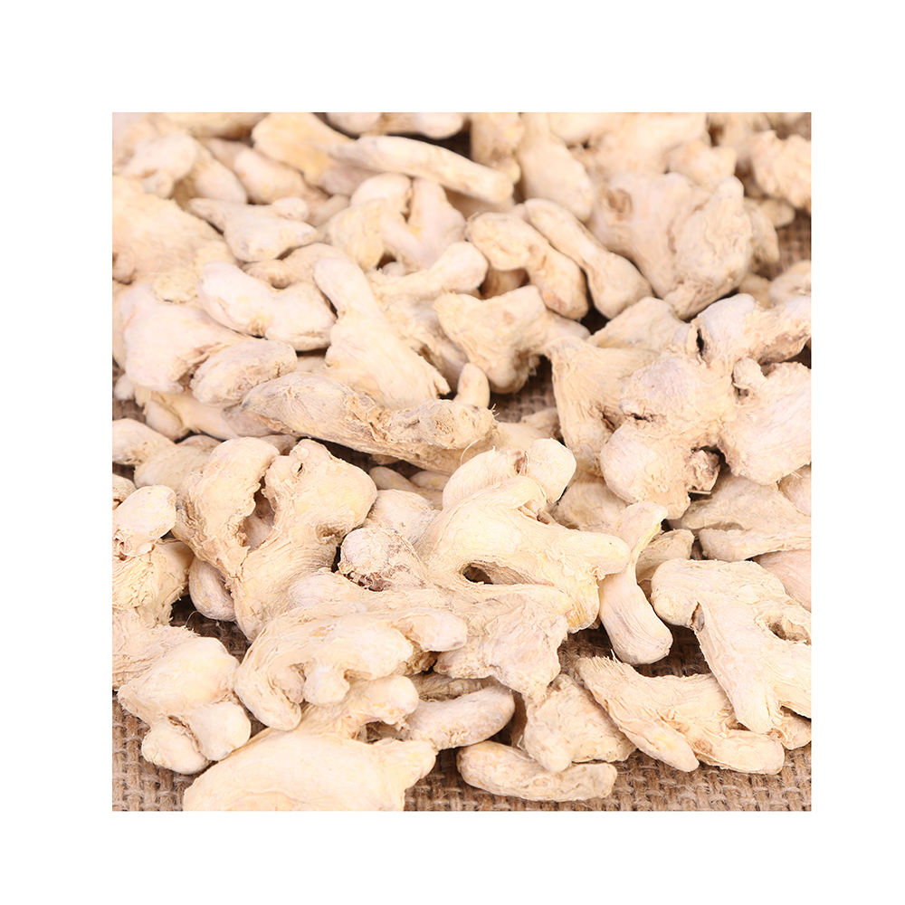 Good quality dried ginger price cheap factory dehydrated ginger