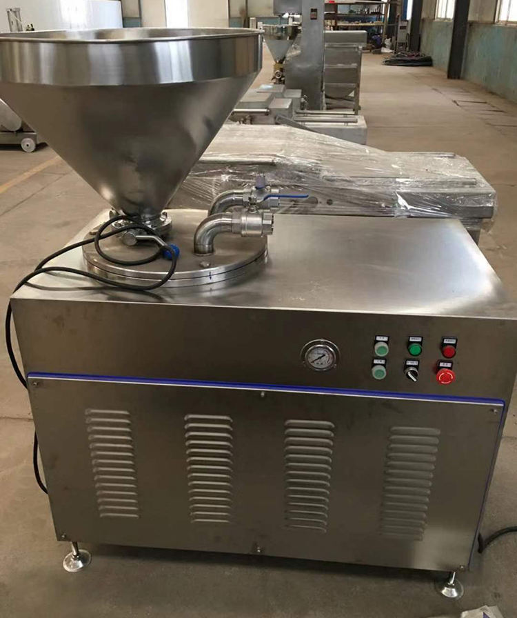 Commercial sausage making machine with various sausage casings sausage stuffer sheep halal casing