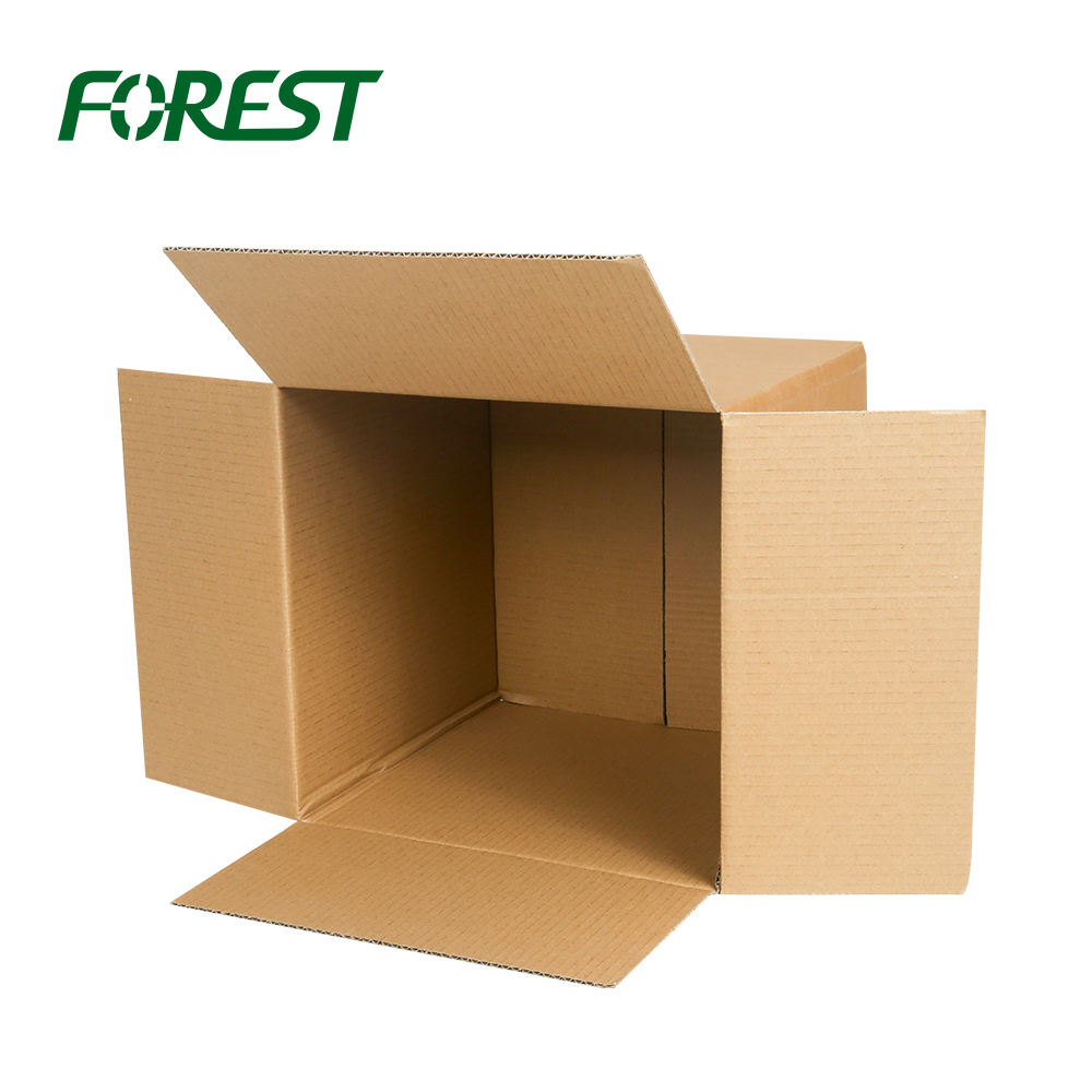 Wholesale price list china rectangular paper cardboard boxes corrugated carton box