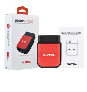 Autel MaxiAP AP200C/H/M AP200 Bluetooth Smartphone Service Tool ABS/SRS Code Reader OBD2 Scanner