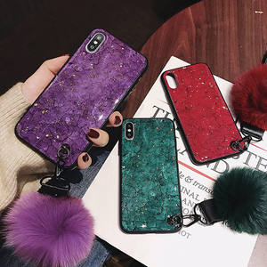 Fashion style custom cell phone accessories slim back cover for i phone TPU shockproof bling mobile phone case for iPhone cover