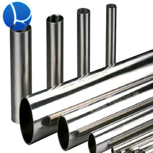 Satin Finish 304 Pipa Stainless Steel Tabung Stainless Steel