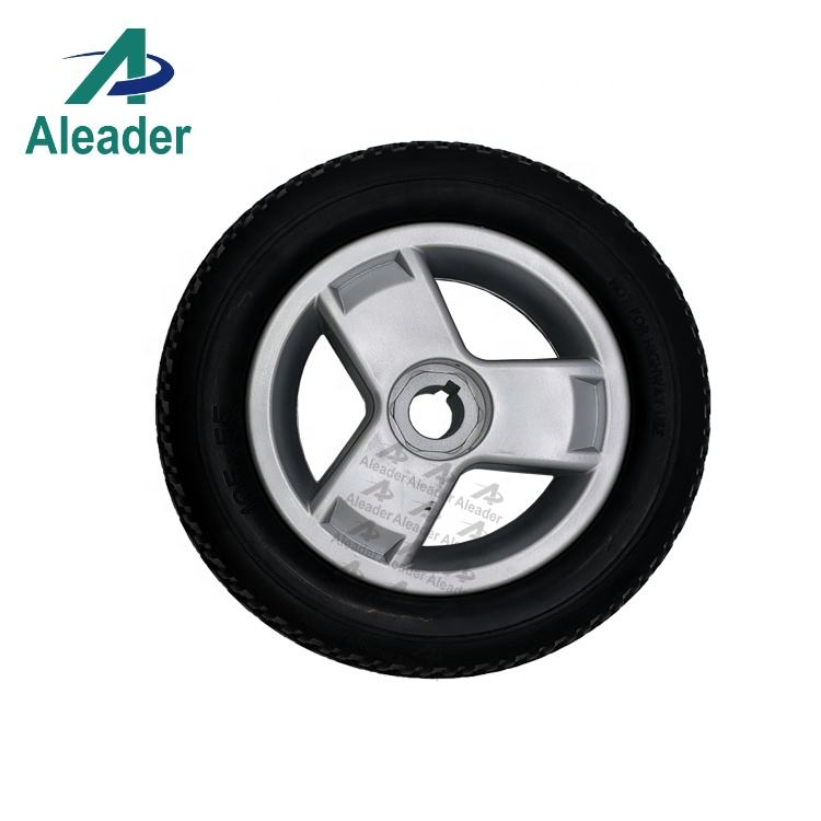 Scooter Wheels Mobility Scooter Tire 8 Inch Scooter Wheel Solid Tyres 195x55