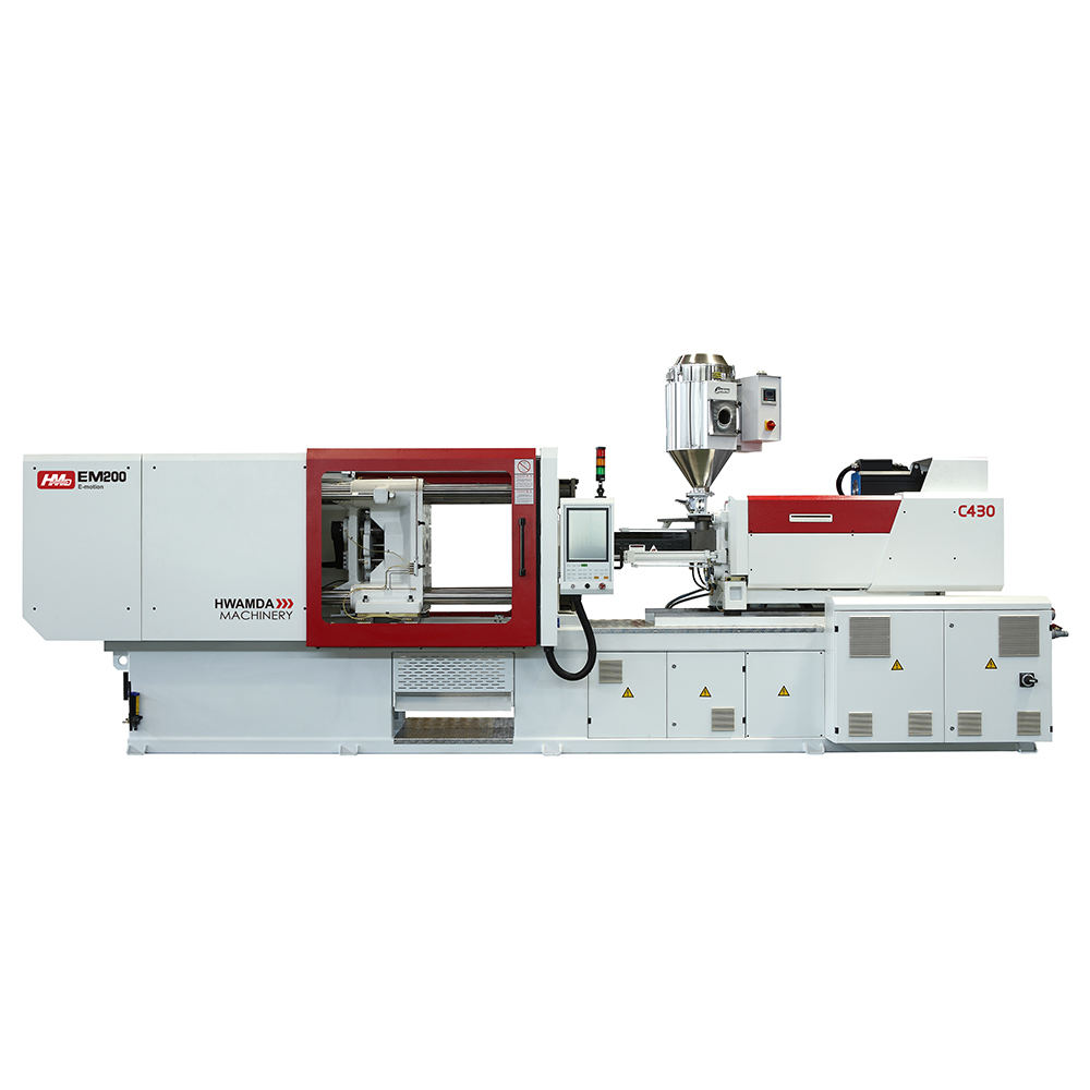 HMD 170 EM Full Electric Injection Molding Machine